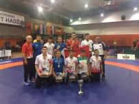 KAĞıTSPOR - Kağıtsporlu Güreşçi, Balkan Şampiyonu Oldu