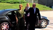 GÜNEY OSETYA - Kaljulaid-Margvelaşvili Görüşmesi