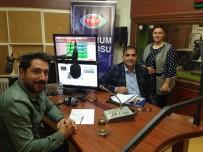 AVRUPA ŞAMPİYONU - Kent Konseyi Engelliler Meclisi TRT Erzurum Radyosuna Konuk Oldu