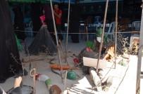 GÜN IŞIĞI - 'Kerbela'dan Bir Esinti' Aşura Çadırı