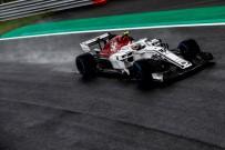 FERRARI - Kimi Raikkönen, Alfa Romeo Sauber F1'de