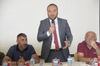 İBRAHIM AYHAN - Kırıkkale'de Avcılar Bilgilendirildi