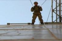 KOMANDO OKULU - Komandolardan Nefes Kesen Kule Eğitimi