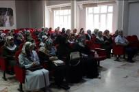 Kur'an Kursu Öğreticilerine Seminer Verildi
