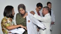MEÜ Tıp Fakültesi Öğrencileri Beyaz Önlük Giydi