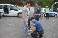 Niksar'da Polisten 'Okul Öncesi Huzur' Uygulaması