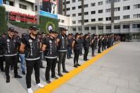 TRAFİK POLİSİ - Okul Önlerinde Öğrencileri Koruyan MOT Timleri Yeniden Görev Başında