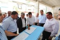 KıBRıS - Şahinbey'de Kıbrıs Mahallesine Sosyal Tesis Ve Taziye Evi