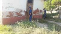 İNTERNET KAFE - Salihli'de Jandarmadan 'Güven Huzur' Uygulaması