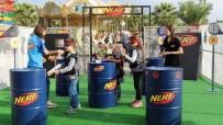 PAİNTBALL - Samsun'da Nerf Turnuvası