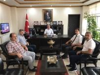 TÜRK EĞITIM SEN - Sendika Başkanlarından Ziyaret