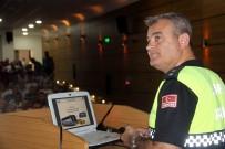 Servis Ve Ticari Araç Sürücülerine Polisten Eğitim