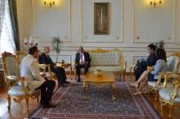 Singapur'un Ankara Büyükelçisi Tekirdağ'da