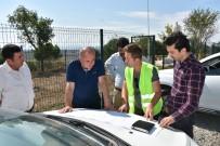 ŞAFAK BAŞA - Süleymanpaşa'nın Kazandere Mahallesi Kanalizasyona Kavuşuyor