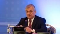 ANAYASA KOMİSYONU - Suriye'nin Yeni Anayasası Ekim'de Cenevre'de Ele Alınacak