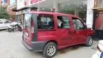 TUNÇBILEK - Tavşanlı'da Trafik Kazası Açıklaması 2 Yaralı