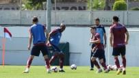 RAFET EL ROMAN - Trabzonspor, Aytemiz Alanyaspor Maçı Hazırlıklarını Sürdürdü