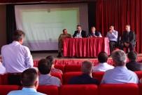 Tunceli'de Okul Güvenliği Toplantısı