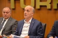 KREDİ DESTEĞİ - TÜRK-İŞ Başkanı Atalay'dan 'Kağıt Sorunu' Açıklaması