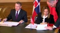 DıŞ EKONOMIK İLIŞKILER KURULU - Türkiye-İngiltere Ticari Ortaklık Mutabakat Zaptı İmzalandı