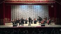 FİLARMONİ ORKESTRASI - TÜRKSOY Hazar Oda Orkestrası İlk Konserini Verdi