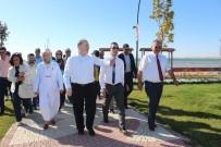 YUSUF ZIYA YıLMAZ - Tuşba'da 'Dünya Yürüyüş Günü' Yarışması