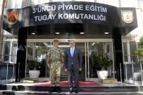 ORHAN ÖZDEMIR - Vali Karaloğlu'ndan Yeni Atanan Üst Düzey Adalet Ve Güvenlik Amirlerine Ziyaret