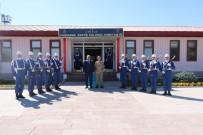 Vali Zorluoğlu'ndan, Asayiş Kolordu Komutanı Tümgeneral İlbaş'a Hayırlı Olsun Ziyareti