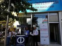AÇIKÖĞRETİM - Van'da 'Sınavsız İkinci Üniversite' Kayıtları Başladı