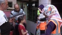 GARIBAN - Yangında Kızlarını Kaybeden Suriyeli Aileye Belediye El Uzattı