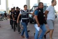 İNFAZ KORUMA - Yunanistan'a Kaçmaya Çalışan 5 FETÖ'cü Tutuklandı