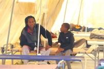 ZIMBABVE - Zimbabve'de Kolera Salgınından Ölenlerin Sayısı Yükseliyor