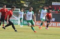 AHMET CAN - Ziraat Türkiye Kupası 2. Eleme Turu Açıklaması Kırşehir Belediyespor Açıklaması 3 - Nevşehir Belediyespor Açıklaması 2