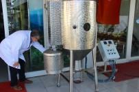 TÜRK LIRASı - 100 Bin Dolara İthal Edilen Makineyi 60 Bin Liraya Türkiye'de Üretti
