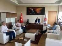 AGC'den Cumhuriyet Başsavcısı Bozan Çevik'e Ziyaret