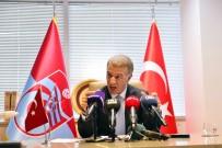 AHMET AĞAOĞLU - Ahmet Ağaoğlu'ndan Burak Yılmaz Açıklaması