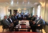 AK Partili Vekillerden Kaymakam Dundar'a Ziyaret