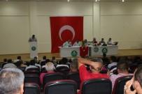 MUSTAFA YAVUZ - Antbirlik Yönetim Kurulu Başkanı Mustafa Yavuz Açıklaması  'Pamuk 5 Lira Olsun İstiyorum'