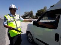 Aydın'ın 8 Aylık Trafik Bilançosunda Çarpıcı Rakamlar