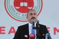 ANKARA ADLİYESİ - Bakan Gül'den Terörle Mücadelede Kararlılık Vurgusu