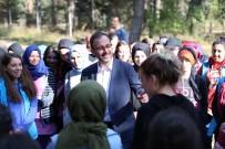 MİLLİ SPORCULAR - Bakan Kasapoğlu'ndan Gençlik Kampı'na Sürpriz Ziyaret