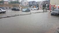 Bandırma'yı Yağmur Vurdu