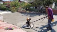 ŞENYURT - Başiskele'de Yol Ve Yeşil Alan Çalışmaları Sürüyor
