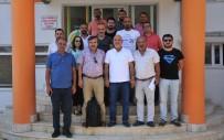 ALANYASPOR - Başkan Çavuşoğlu Spor Basınıyla Bir Araya Geldi