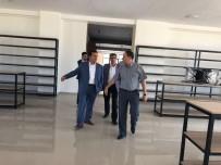 SAKARYA NEHRI - Başkan Fatih Bakıcı'dan Geyve Belediyesine Ziyaret