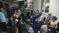 Başkan Sarıkurt Şahpaz Ve Türkgücü Mahallesi Sakinleri İle Bir Araya Geldi