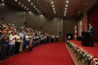 Başkan Tuna Açıklaması 'Biz, 15 Yıllık Belediye Başkanlığımızda Hep İnsana Yatırım Yaptık'