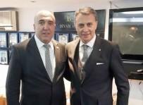 Beşiktaş'a Tavşanlı'dan Tam Destek