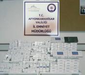 Bin 710 Paket Kaçak Sigara Ele Geçirildi