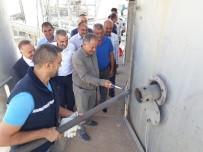 KAYSERİ ŞEKER FABRİKASI - Boğazlıyan Şeker Fabrikası'nda 12 Kampanya İçin Kireç Ocağı Ateşlendi
